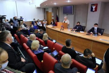 Перед каникулами норильские депутаты скорректировали бюджет города