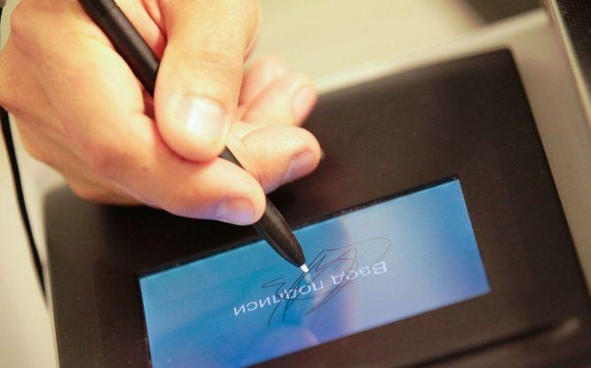 Налоговая служба начала выдавать электронные подписи