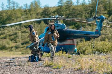 Завершился первый этап Большой норильской экспедиции – 2021