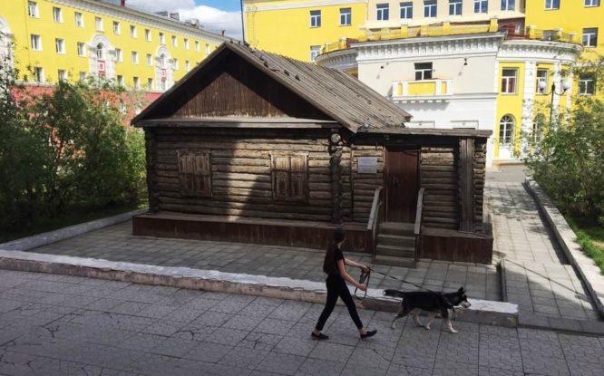 Норильчане могут стать обладателями конвертов со спецштемпелем к 100-летию Дома Урванцева