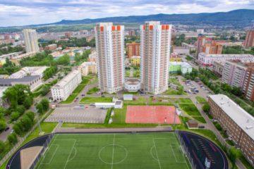 СФУ предоставит места в общежитиях всем иногородним абитуриентам