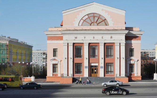 В Норильске остановку «Музей» перенесут ближе к музею
