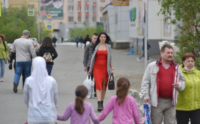 В Норильске ожидают 30-градусную жару