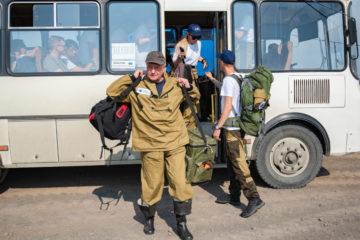 Участниками второго этапа Большой норильской экспедиции – 2021 стали 27 ученых