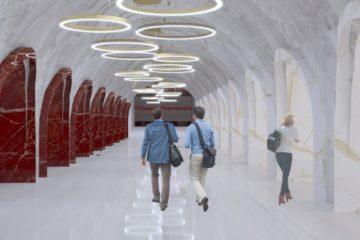 Александр Усс назвал срок введения в эксплуатацию красноярского метро