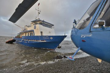 Из Норильска стартовала очередная арктическая экспедиция
