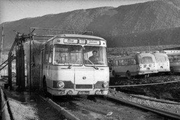 Норильск одним из первых городов в России завел компостеры в автобусах