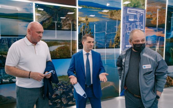 Ярослав Нилов поблагодарил «Норникель» за «Серную программу»