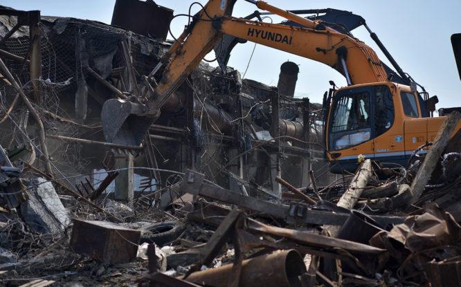 «Норникель» вложит в уборку Норильска от промышленного мусора 40 миллиардов рублей