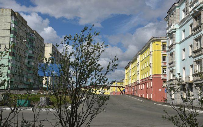 На участке дороги от Комсомольской до «Арктики» возобновили движение