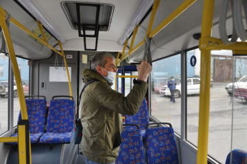 На дороги Норильска выехали новые автобусы