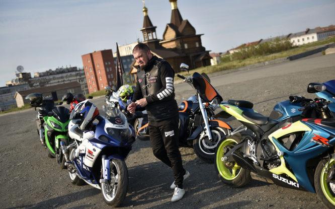 Мотоклуб «Ночные волки» и власти Норильска договорились о сотрудничестве