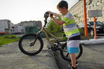 В одном из дворов Норильска появятся велодорожки