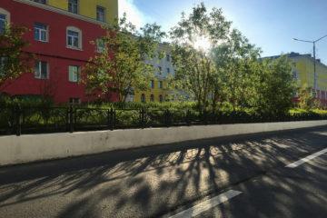 В Норильске протестировали систему определения устойчивости зданий