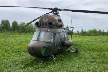 Красноярских пилотов вертолета задержали, когда они без документов летели в Норильск