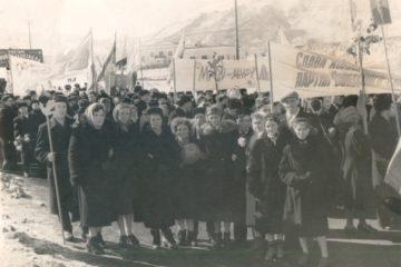 В середине 50-х главными «норильчанами» были комсомольцы из Москвы и Ленинграда