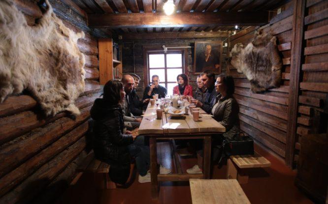 Первый дом Норильска приглашает добыть руду и окунуться в быт полярников