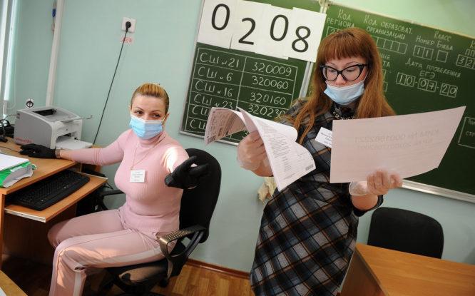 Больше трети педагогов в Красноярском крае работают на две ставки