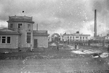 Первым довоенным норильским «проспектом» была улица Заводская
