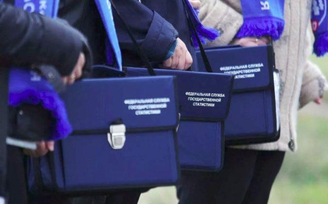 480 волонтеров привлекут к Всероссийской переписи населения в крае