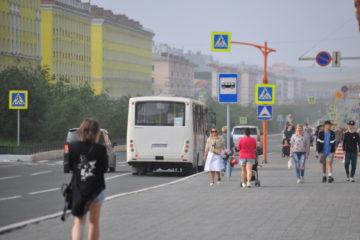 Общественный транспорт Норильска перейдет на брутто-контракты