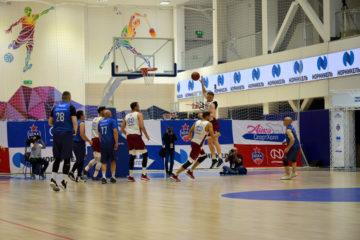 Баскетболисты ЦСКА обыграли норильчан