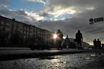 В Норильске всю предстоящую неделю будет пасмурно и дождливо