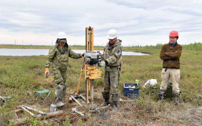На Ямале открылась первая в России лаборатория по изучению вечной мерзлоты
