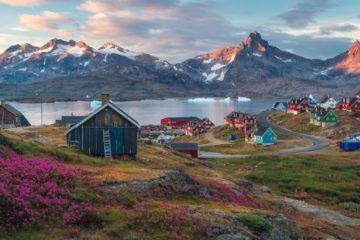 Ученые обеспокоены массовым таянием арктических льдов