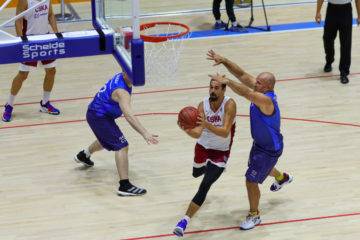 Баскетболисты ЦСКА остались довольны игрой с Норильским дивизионом