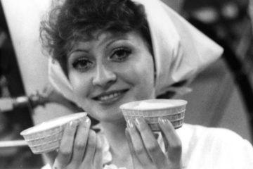 Первое норильское мороженое выпускали в стаканчиках, а потом в корзинках
