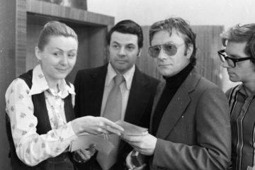 В августе 1978 года в Норильске гастролировал легендарный Театр сатиры