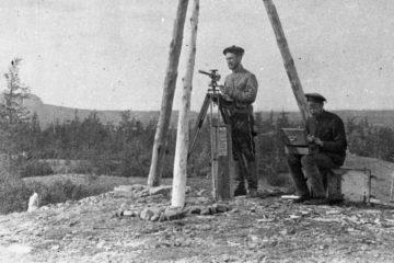 Сто лет назад на Нулевом пикете начали строить Норильск