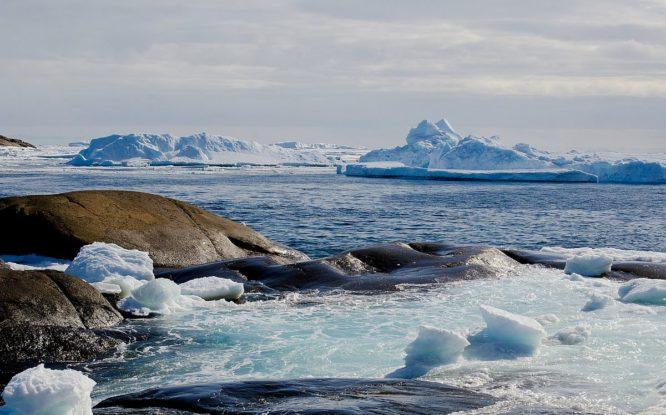 Ученые случайно открыли самый северный остров Земли