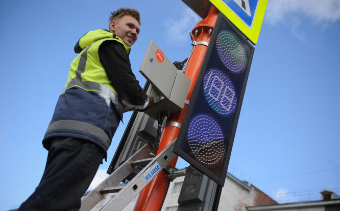 Сегодня отмечают Международный день светофора