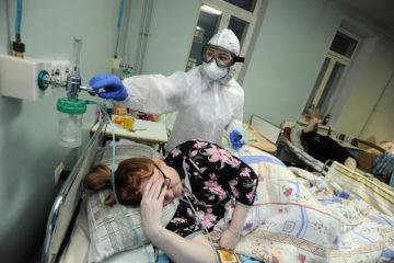 В Минздраве назвали долю непривитых среди госпитализированных с COVID-19