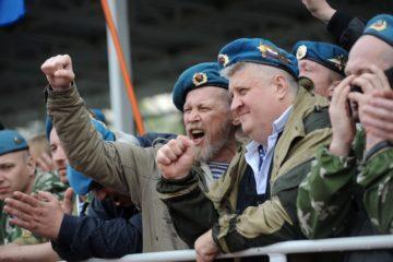 Северяне отметят день ВДВ с оружием в руках