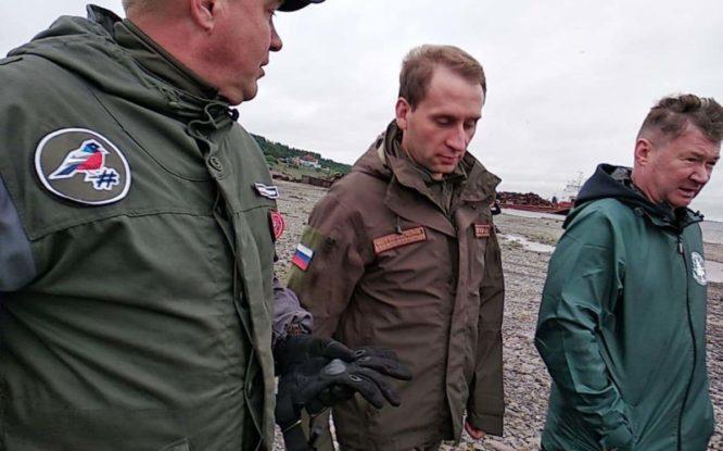 Министр экологии рассказал о создании в Норильске центра мониторинга мерзлоты