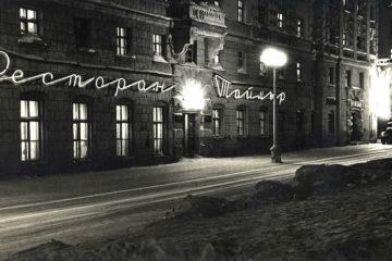 Первый ресторан в Норильске открыли, когда город еще был лагерем
