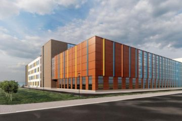 Новую школу на 1100 мест построят в Норильске к 2025 году