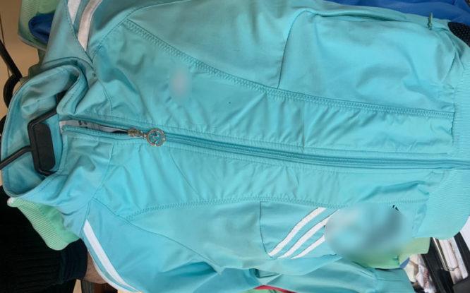 В Норильске изъяли контрафактную одежду и обувь