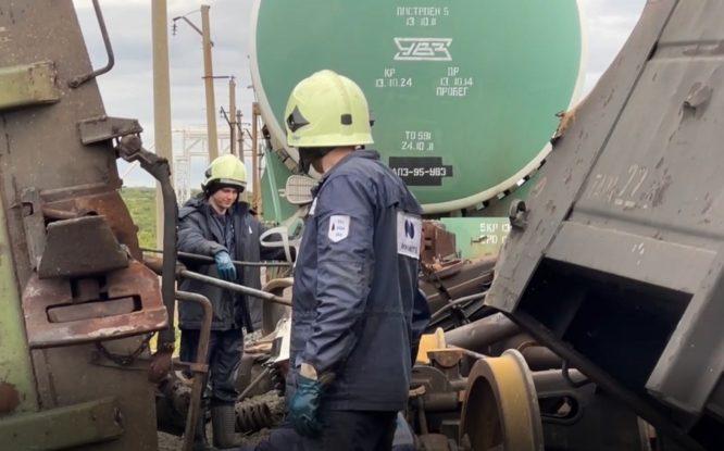Движение на Норильской железной дороге возобновили