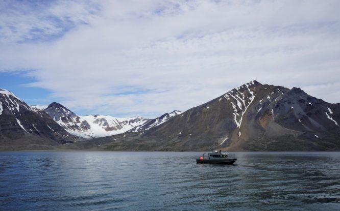 У Новой Земли нашли корабль пропавших полярников