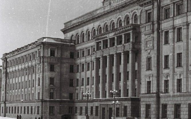 Заполярный государственный университет начинался с Норильского горно-металлургического техникума