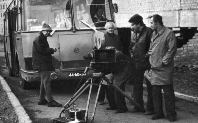 Норильские металлурги стали героями массовки художественного фильма