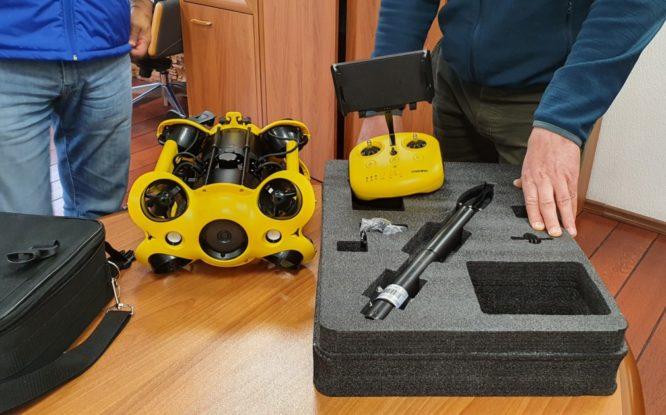Подводный дрон и газоанализатор будут следить за состоянием воды и воздуха в Норильске