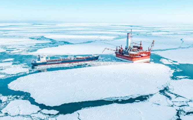«Газпром нефть» планирует расширяться в Арктике