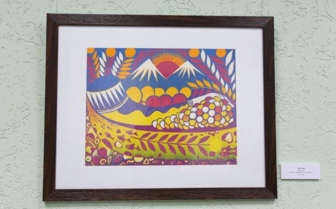 В Норильске заканчивает работу выставка «Муртуз» из собрания художественной галереи