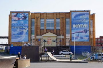 Дудинский бассейн «Нептун» вновь открыл двери
