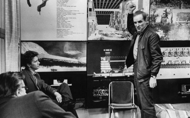 50 лет назад в Норильске шли съемки художественного фильма